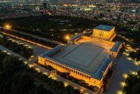 Anıtkabir'deki kurşun çatı yenilenecek
