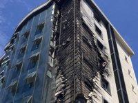 İZODER'den Ataşehir'de çıkan yangınla ilgili açıklama