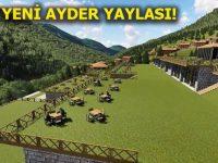 Ayder Yaylası'nda kentsel dönüşüm başlıyor