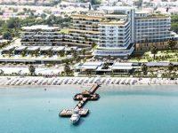 Çeşme Sheraton Otel'de 50 milyon Euro'luk değişiklik