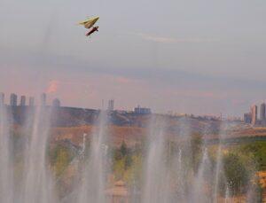Ankara Gölbaşı Şehir Parkı hizmete girdi