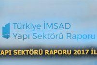 Türkiye İMSAD inşaat ve malzeme sektörlerinin röntgenini çekti