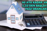 İmar barışı için 3 kamu bankasından düşük faizli kredi
