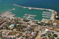 Güzelçamlı Yat Limanı'nda kapasite artırılıyor