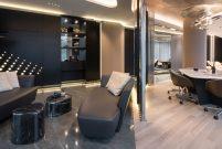 Gönye Tasarım, Mercedes Benz VIP çalışma alanlarını tasarladı