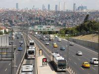 Haliç Köprüsü metrobüs yolunda iki gece asfalt yapılacak
