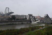 İtalya'daki Morandi Köprüsü çöktü