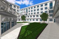 600 yataklı Girne Park Palace Residance hizmete giriyor
