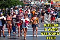 Yabancılara konut satışı 7 ayda yüzde 30 arttı