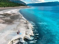 Türkiye'nin Maldivleri Salda Gölü'ndeki çalışmalara inceleme