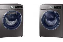 Samsung'un 10 Kg'lık yeni çamaşır makineleri Türkiye'de