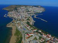 40 bin nüfuslu Sinop'a tatilde 270 bin araç girişi oldu