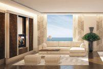 Sultan's Suites örnek dairelerini tanıttı