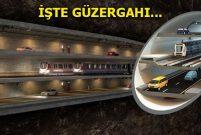 İstanbul'un iki yakasını birleştirecek üç katlı tünel geliyor