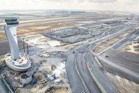 İstanbul Yeni Havalimanı'na 5 bin TIR'lık dev operasyon