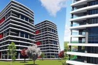 Ankara Bizim Yeşil Vadi Konutları 235 daireden oluşacak
