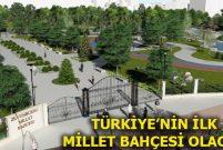 Zeytinburnu Millet Bahçesi'nde geri sayım başladı