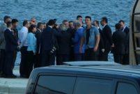 Başkan Erdoğan Martı Projesini yerinde inceledi