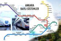 Ankara Metrosu'nun parlattığı bölgeler nereler?