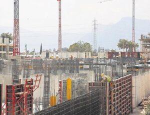 Antalya'da kentsel dönüşüm ile yeni bir şehir kuruluyor