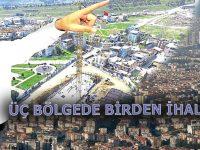 İzmir'de kentsel dönüşüm vites büyüttü