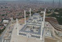 Çamlıca Camii etrafında kentsel dönüşüm başlıyor