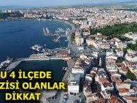 Tekirdağ ve Çanakkale'de acele kamulaştırma kararı