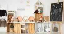 Çocuğunuzu okula yeni bir oda tasarımı ile motive edin