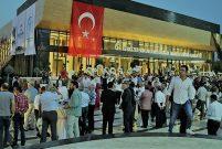 Teknik Yapı'nın inşa ettiği Denizli Kültür Merkezi açıldı