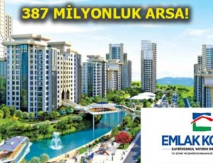Emlak Konut GYO, İstanbul'dan 17 adet arsa aldı