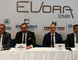 Evora İzmir'de ön talep toplanmaya başlandı