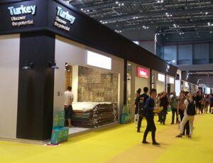 Türk mobilya markaları tasarımlarıyla Çin'de beğeni topladı
