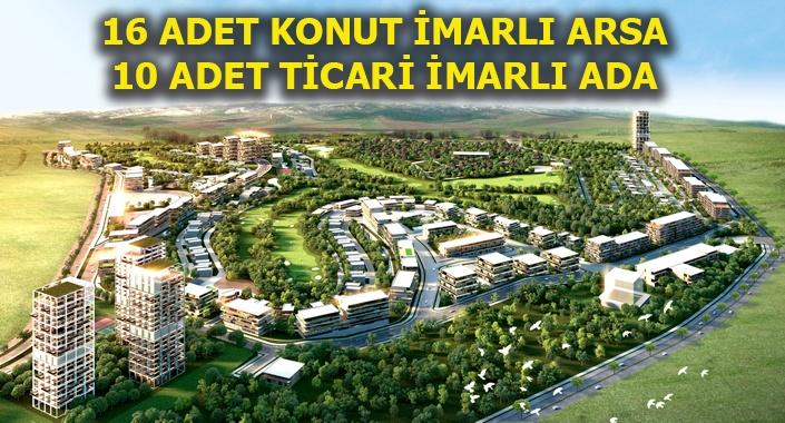 Ankara Golfkent arsaları ihale ile satışta
