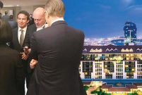 Çinliler Ferit Şahenk'in Grand Hyatt Otel'ine talip
