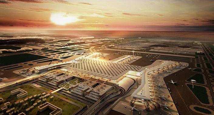 İstanbul Havalimanı'na taksiyle gitmek cep yakacak