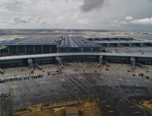 Yeni Havalimanı'ndaki acil olaylara İBB müdahale edecek