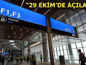 Bakanlıktan Yeni Havalimanı ile ilgili iddialara yalanlama