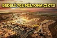 İstanbul Yeni Havalimanı'nın taşımacılık ihalesi 27 Eylül'de