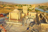 Hasankeyf'teki İmam Abdullah Zaviyesi de taşınıyor