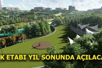 TOKİ'den Başakşehir'e 1.2 milyon metreküp büyüklüğünde park