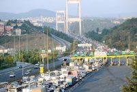 İstanbul'da yanlış köprüden geçene ceza