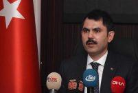 Bakan Kurum: Yeni kaçak yapı yapılmasına müsaade etmeyeceğiz