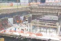 Mesa, Aslan Yapı ve Caba: Mesa Cadde'de inşaat devam ediyor