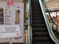 Metrocity AVM'nin yürüyen merdivenleri neden söküldü