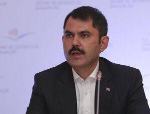 Bakan Murat Kurum net konuştu: Hepsini yıkacağız