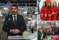 Bakan Kurum, Proestate Emlak Fuarı için Rusya'da