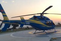 Saran Havacılık, Bell 429 ile Airshow'daki yerini alacak