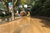 Sarıyer Tüneli Maslak yönü trafiğe kapatıldı
