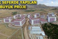 Sivas'ta 10 bin kişilik öğrenci yurdu açılıyor