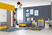 Tekzen'den çocuk odaları için motivasyon artırıcı öneriler